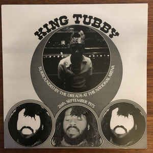 King Tubby<br>Surrounded By The Dreads At The National Arena (26th. September 1975)